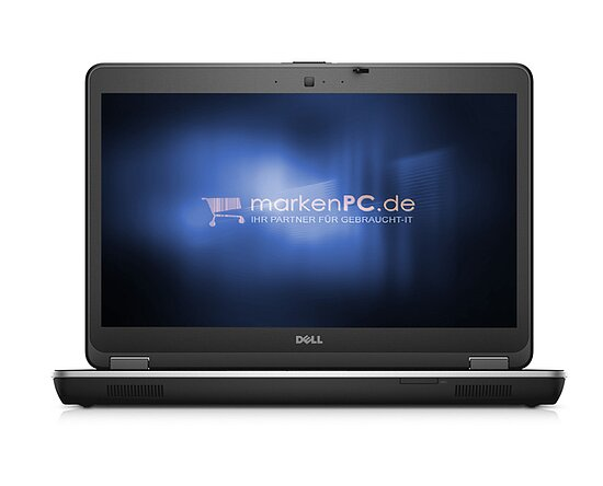 Bild 1 - Dell, Latitude E6440, Core i7 4600M, 2,9GHz, 16GB, 128GB SSD, DVD-RW, WLAN, 35,8 cm (14,1''), Kat-B