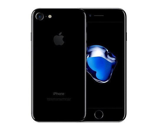 Bild 1 - Apple, iPhone 7 Plus Jet Black, 128GB
