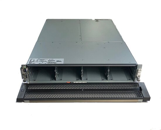 Bild 1 - Fujitsu ETERNUS DX Expansion, no HDD, 2x Exp. Unit CA07145-C661, 2x PSU CA05954-0860, RK