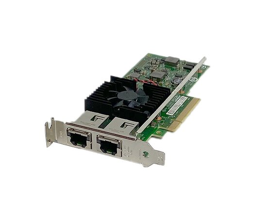 Bild 1 - DELL/Intel Ethernet Converged Network Adapter X540-T2 03DFV8 (Low Profile)