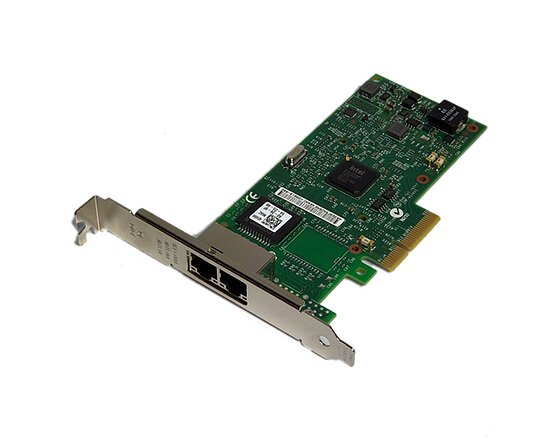 Bild 1 - Intel Ethernet Server Adapter I350-T2 DualPort 1Gbps I350T2G2P20 (Full Profile)