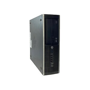HP, Compaq Elite 8300 SFF, Desktop, Core i3 3240, 3,4GHz, 4GB, 120GB SSD, DVD-RW