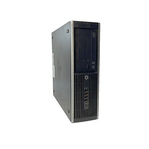 HP, Compaq Elite 8200 SFF, Desktop, Core i3 2100, 3,1GHz, 4GB, 120GB SSD, DVD-RW