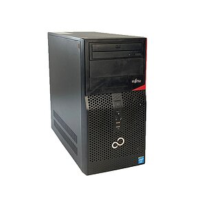 Fujitsu, Esprimo P520 E85+, Tower, Core i5 4570, 3,2GHz, 8GB, 500GB, DVD