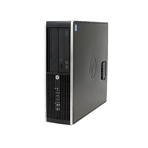 HP, Compaq 6300 Pro SFF, Desktop, Core i3 3220, 3,3GHz, 4GB, 256GB SSD, DVD-RW