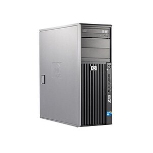 HP, Z400 Workstation, Tower, Xeon W3550, 3,07GHz, 3GB, 500GB, DVD-RW, Quadro 2000