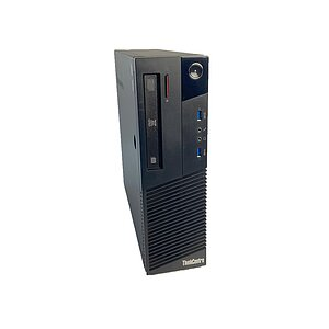 Lenovo, ThinkCentre M93p 10A9, Desktop, Core i5 4590, 3,3GHz, 8GB, 500GB, DVD-RW