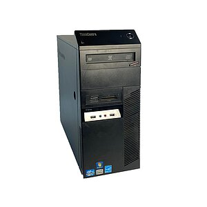 Lenovo, ThinkCentre M81 5048H4G, Tower, Core i3 2120, 3,3GHz, 4GB, 500GB, DVD-RW