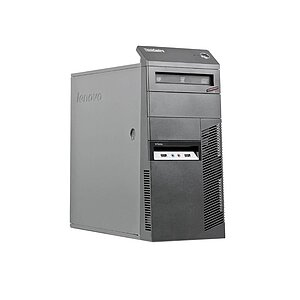 Lenovo, ThinkCentre M81 5048H4G, Tower, Core i3 2120, 3,3GHz, 8GB, 2x 500GB, noCD