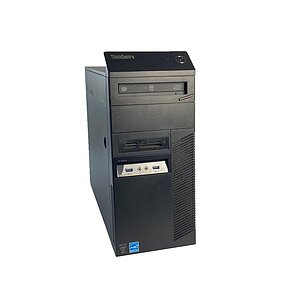 Lenovo, ThinkCentre M83 10BE0003GE, Tower, Core i3 4130, 3,4GHz, 2GB, 500GB, DVD-RW