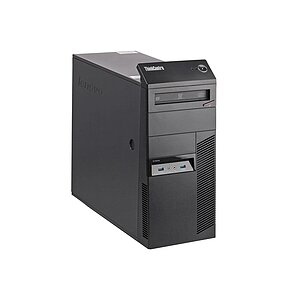 Lenovo, ThinkCentre M83 10BE0003GE, Tower, Core i3 4130, 3,4GHz, 4GB, 500GB, noCD
