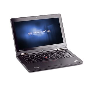 Lenovo, ThinkPad S1 Yoga, Core i5 4300U, 1,9GHz, 8GB, 180GB SSD, NoCD, WLAN, 31,8 cm (12,5''), Kat-B