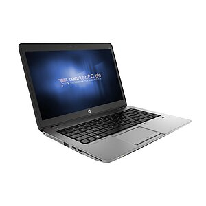 HP, EliteBook 840 G1, Core i7 4600U, 2,1GHz, 4GB, 256GB SSD, NoCD, WLAN, 35,6 cm (14''), Kat-B