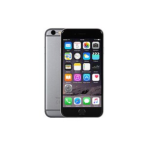 Apple iPhone 6 Space Gray, 64GB