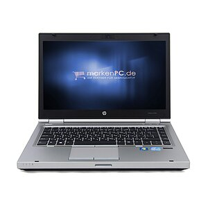 HP, EliteBook 8470p, Core i5 3340M, 2,7GHz, 4GB, 180GB SSD, DVD-RW, WLAN, 35,6 cm (14'')