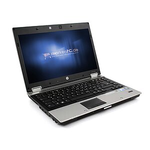 HP, EliteBook 8440p, Core i5 520M, 2,4GHz, 4GB, 160GB SSD, DVD-RW, WLAN, 35,6 cm (14'')