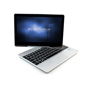 HP, EliteBook Revolve 810 G1, i7 3687U, 2,1GHz, 8GB, 256GB SSD, NoCD, Wlan, 29,5 cm (11,6''), SW/FI