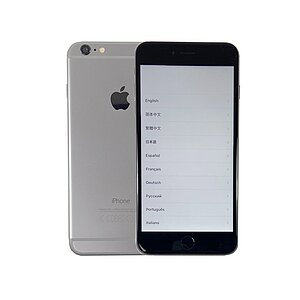 Apple, iPhone 6 Plus Space Gray, 64GB