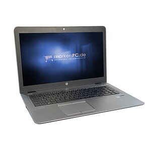 HP, Elitebook 850 G3, i7 6500U, 2,5 GHz, 8GB, 256GB SSD, NoCD, WLAN, 39,6 cm (15,6''), Kat-B