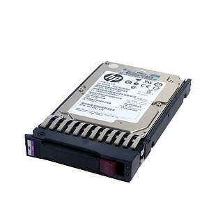 HP HDD 146GB 10k DP 2,5'' SAS incl. HotPlug Tray, GPN: 507129-001 / P/N: 507119-003