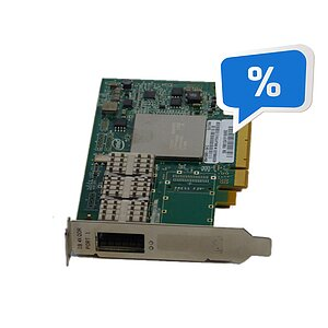 Qlogic QLE7340 SinglePort 40Gbps InfiniBand PCI-E Adapter (Low Profile) IB6413601-04C