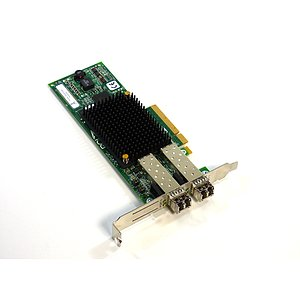 DELL LPE12002 8GB FC Host Bus Adapter incl. 2x Gbic (Full Profile) 0C856M