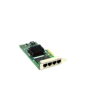 Intel Ethernet Server Adapter I350-T4 (Low Profile) I350T4G2P20