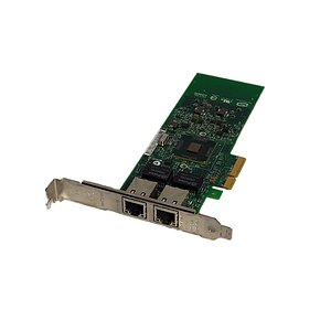 DELL/Intel Pro/1000 DualPort Gigabit Server Adapter Full Profile (P/N: 0G174P)