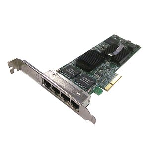 Cisco N2XX-AIPCI02 QuadPort 1GB PCI-E Netzwerk Adapter (P/N: 74-6930-01) Full Profile